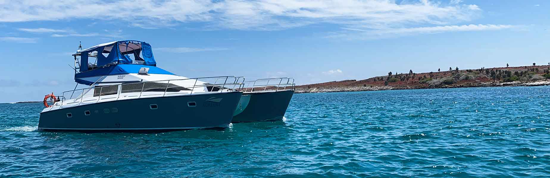 Adriana Yacht galapagos