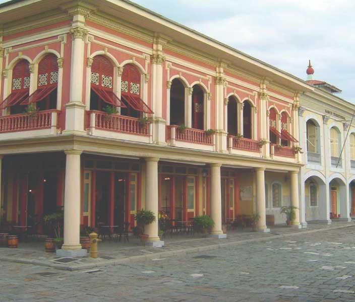 historical park guayaquil